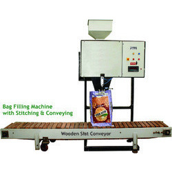 Ferro Silicon Magnesium Packing Machine