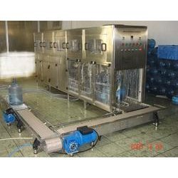 20 Ltr Jar Washing Filling & Capping Machine