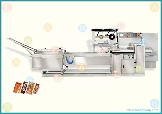 Automatic Single Raw Biscuits Packaging Machine
