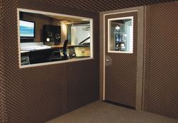 music practice booth recording studios