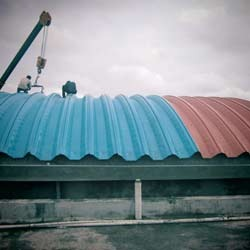 Multi Wall Roof Sheets