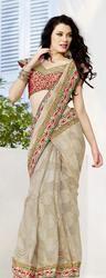 Designer New Jacquard Saree Pat-5000