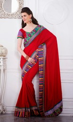 Traditional Wear Designer Saree