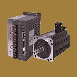 Full Digital 220V 0.4KW AC Servo Drives