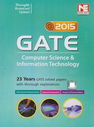 GATE 2015 Computer Science IT Solved Papers