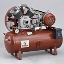 Two Stage Double Cylinder Air Compressor
