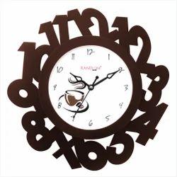 Designer Wooden Wall Clock. Get Best Quote