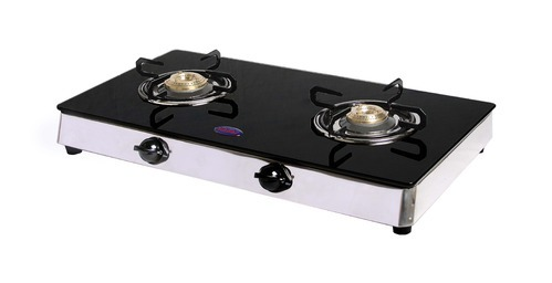 36 gas stove with grill