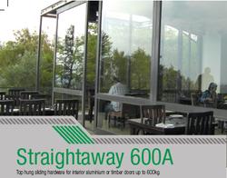 Straightaway 600A