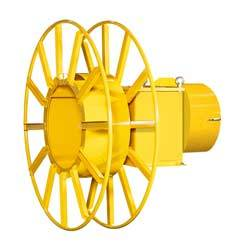 CRE Spring-Driven Cable Reel
