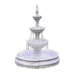 Indian Marble Fountains