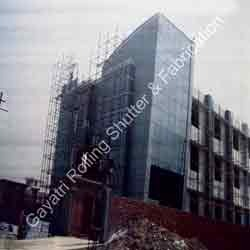 Commercial ACP Building Elevation Work