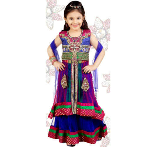 Kids Chaniya Choli