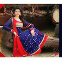Embroidered Designer Anarkali Dress