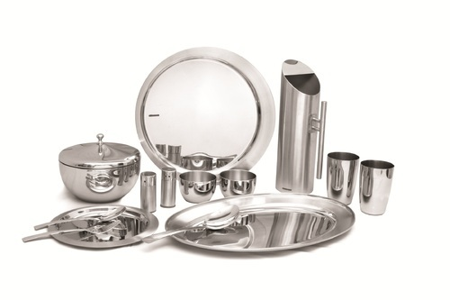 Stainless Steel Used For Making Kitchen Utensils