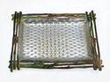 Aluminum Bamboo Tray