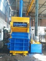 Hydraulic Baling Press Machine for Waste Paper 50 Ton