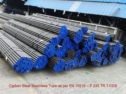 Carbon Steel Welded / ERW Black Steel Pipes IS3589 Fe330/410