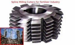 Spline Milling Cutters