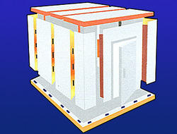 PUF Filled Sandwich Panels