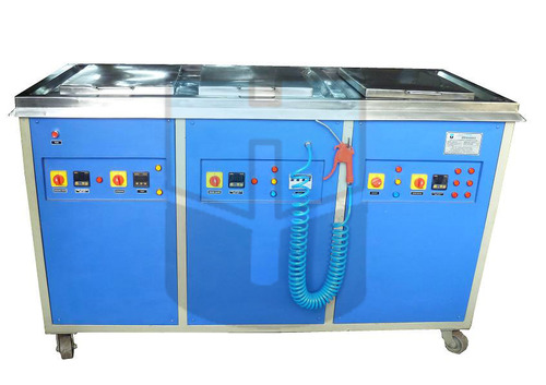 Multistage Cleaning System