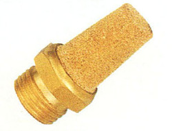 Brass Silencer