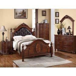 Ethnic Bedroom Set