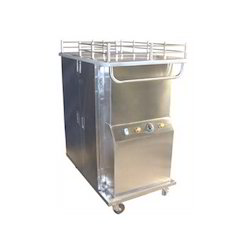 Stainless Steel Food Warmer Unit