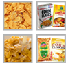 Corn Flakes Snacks Production line