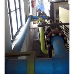 Pneumatic Pipes for Compressed Air Handling