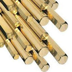 Brass Cuzn 37 Rods and Bars