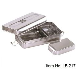 Stainless Steel Food Box
