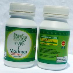 Moringa Natural Iron Herbal Pills