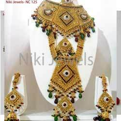 Kundan Bridal Set