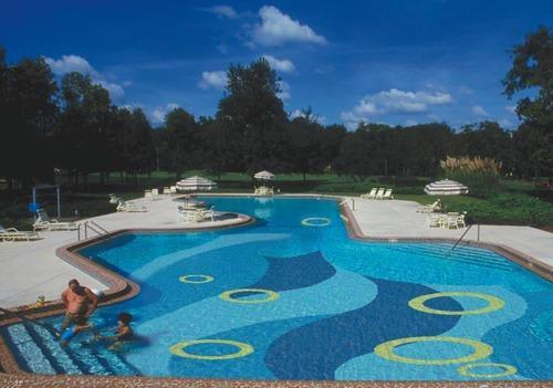 Swimming Pool Glass Mosaic Tiles - Glass Mosaic Tiles Swimming ...