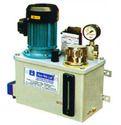 Motorised Lubrication Unit Model  (Three Phase)