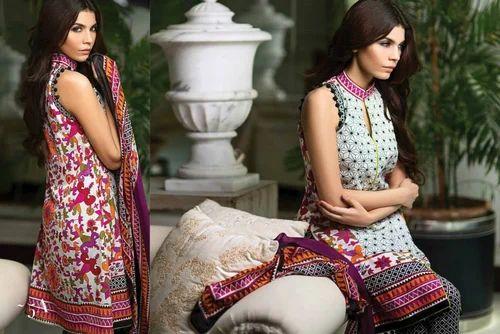 Pakistani Designer Clothes Supplier Designer Pakistani Suit with