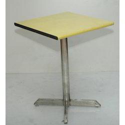 Single Pillar Dining Table