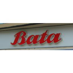 Stainless Steel 3D Letters