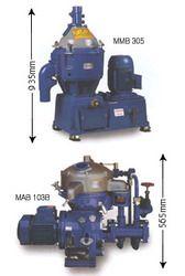 Alfa Laval Industrial Centrifuge Mab-103, Oil Purifier