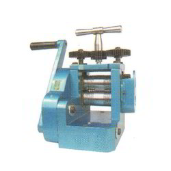 Wire & Sheet Rolling Machine With Side Cover Change Usa
