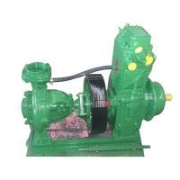 "Pump Set  5 H.p with 4"" X4"" Centrifugal Pump"