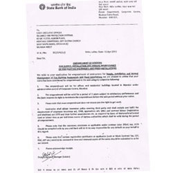 Registration Certificate - 1