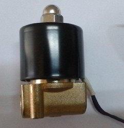 24V Solenoid Valve 1/4 Inches Metal Brass