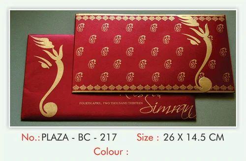 Wedding Cards Plaza Big Wedding Card Wholesaler from Kutch