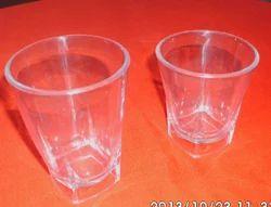 Polycarbonate Juice Glass