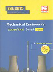 ESE 2015 Mechanical Engineering Conventional Solved Paper I