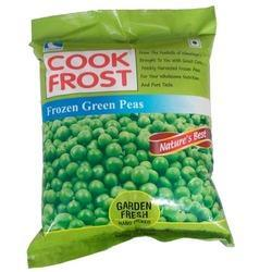 Frozen Peas Packing
