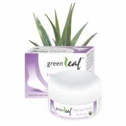 Green Leaf Aloe Foot Care Cream