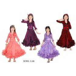 Girls Long Frock